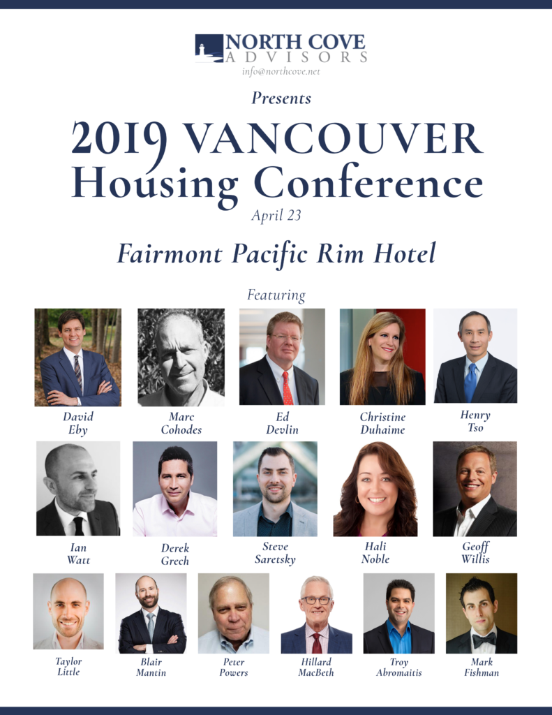 2019-Vancouver-Housing-Conference
